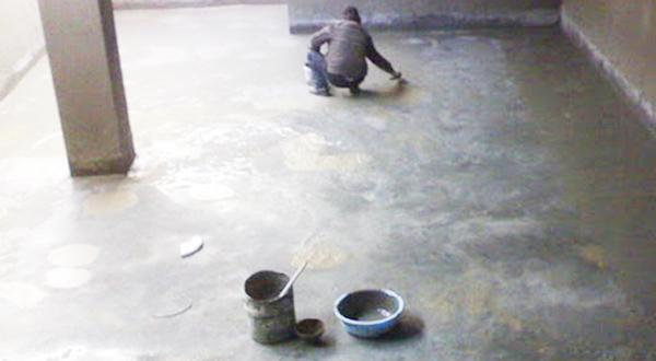 dịch vụ chống thấm dột tại huyện cần giờ