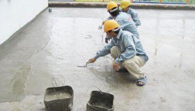 thợ chống thấm tại bình tân tphcm