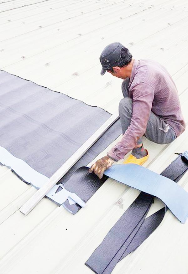 sửa mái tôn tại tỉnh Bình Dương