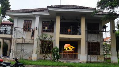 sơn nhà đẹp TPHCM